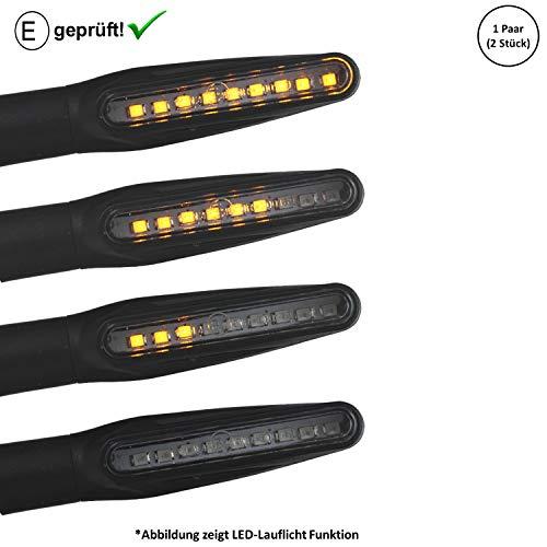 LED knipperlicht compatibel met Honda ST 1100 / ST 1300 Pan European (E-Getest / 2Stück) (B7)