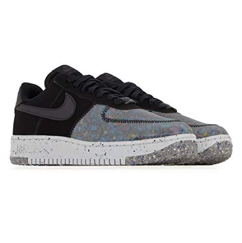 Nike Air Force 1 Crater Black Multi CT1986-002 - Talla 38