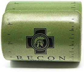 Combat Splint Olive Green Recon Medical Combat Splint 36 inches Lightweight Reusable Waterproof product image