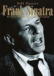 Frank Sinatra: Gold Classics. Partitions pour Piano, Chant et Guitare(Boîtes d\'Accord)