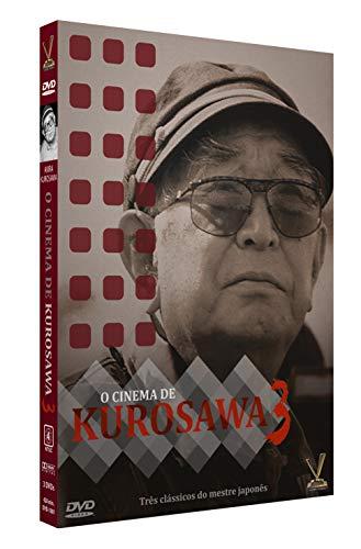 O Cinema de Kurosawa Vol. 3