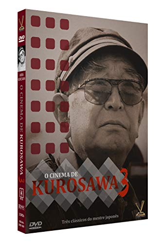 O Cinema de Kurosawa Vol. 3