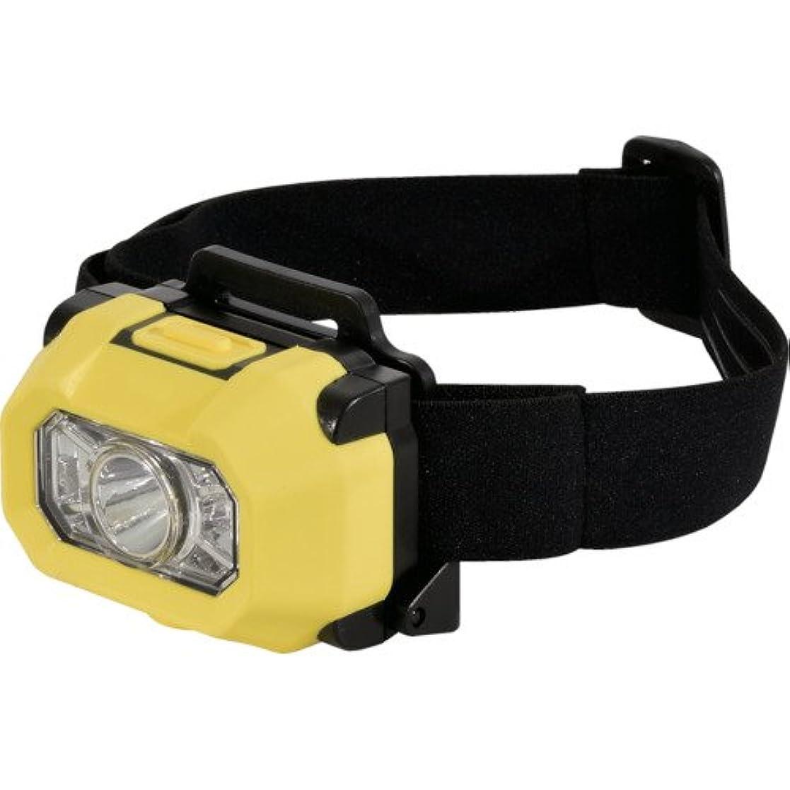 借りているジャニスちっちゃい日動工業 LED防爆ヘッドライト DS-14