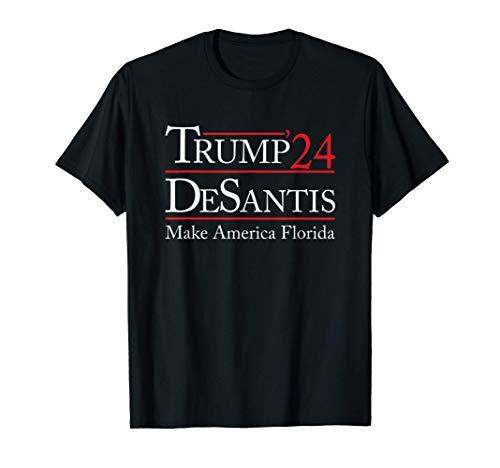 Make America Florida, Trump DeSantis 2024 Election Man Women T-Shirt