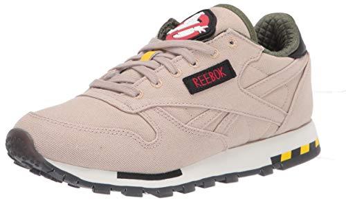 Reebok Unisex-Adult Ghostbusters Classic Leather Sneaker
