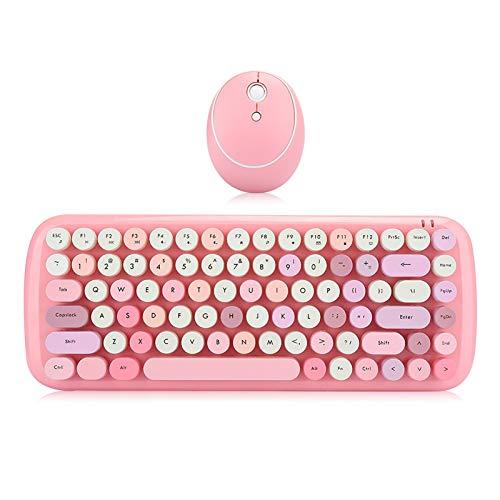 teclado como maquina de escribir de la marca Dpofirs