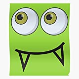 for Fangs Monster Easy Halloween Kids Costume I FSGdecor- The Most Impressive and Stylish Indoor Decoration Poster Available Trending Now