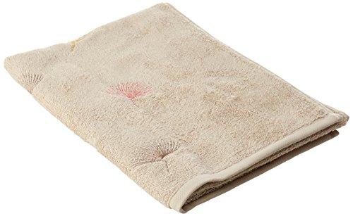 Garnier Thiebaut Serviette Eponge, 100% Coton, Automne, 50x100 cm
