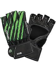 Century Brave Youth Open Palm Glove Black/Green