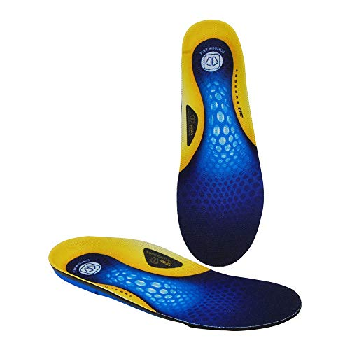 Conformable universal energy insole-XS