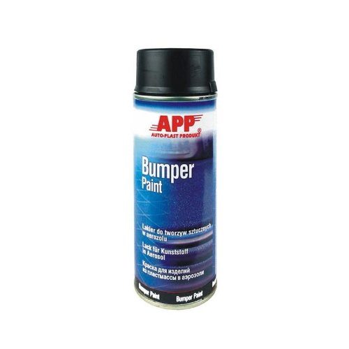 Smart Spot Repair Strukturspray schwarz 400ml, Struktur grob APP