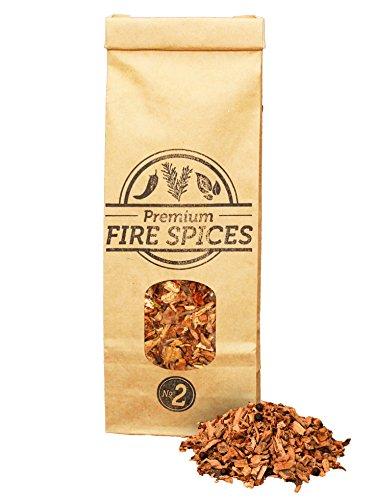 Smokey Olive Wood 500mL, cippati da affumicatura di olivo & condimento destinato a incenerimento en Barbecue