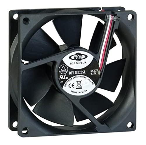 Inter-Tech 88885181 Fan 80 mm bulk 3pin