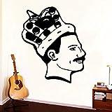 Bande Stickers muraux Chambre décoration Musique Murale Papier peint45X145 cm