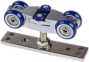 Exanko Bifold Deur Hardware Houten Schuifdeur Katrol Meubels Hardware Wiel Schuur Deur Roller Muur Deur Vouwdeur Roller