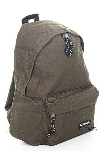 Ormi Zaino per Sport Viaggio Scuola Lavoro per MacBook PRO, iPad e Notebook 118 (Marrone, Piccolo 34x23x12cm)