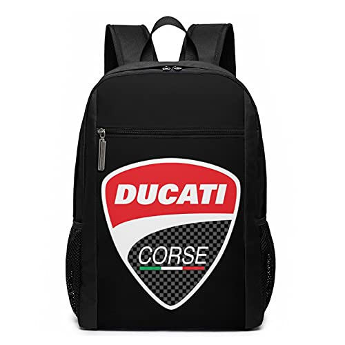 Du-Cati Co-Rse elegante zaino da viaggio zaino scuola borse per adolescenti all'aperto escursionismo campeggio zaino