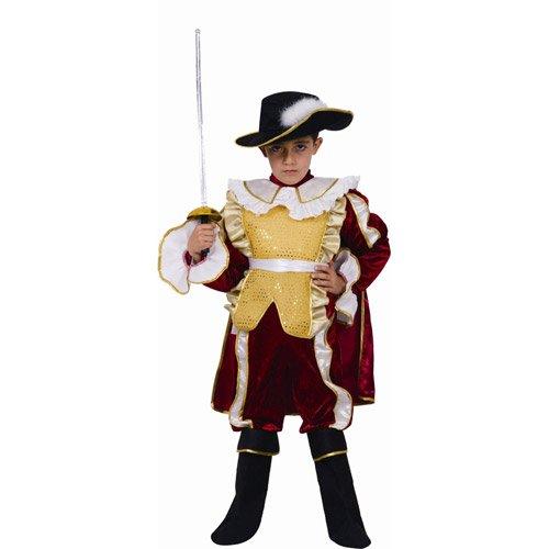 Dress Up America Costume da Noble Knight per bambini