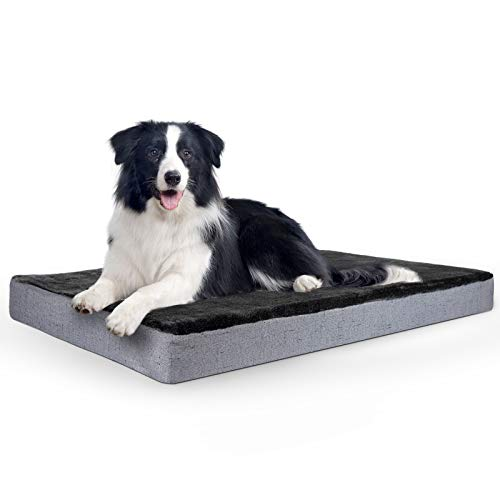 (50% OFF) Large Memory Foam Dog Bed 29″x18″ $15.00 – Coupon Code