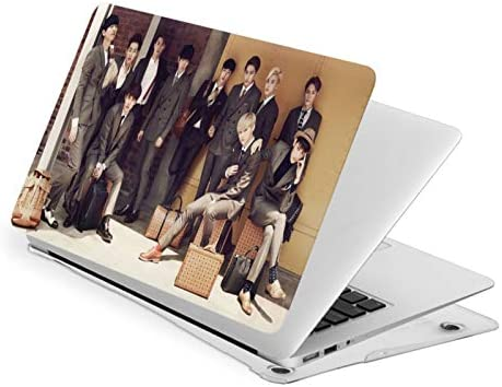 Music E X O M a c Book Laptop Case Waterproof Dust Proof Anti Scratch Not Deformed PVC Protective product image