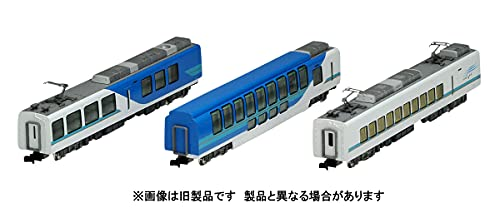 TOMIX Nゲージ 近畿日本鉄道 50000系 しまかぜ 増結セット 98462 鉄道模型 電車