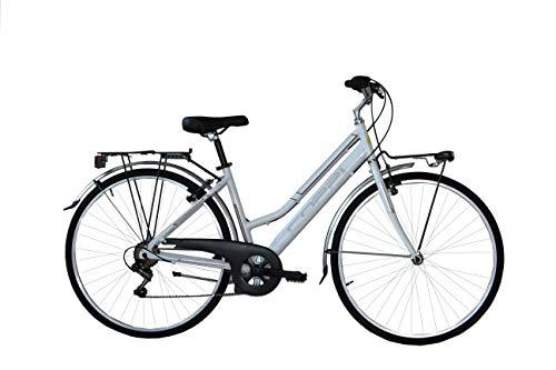 Coppi Londra, Bicicletta da Citt Donna, Grigio, M