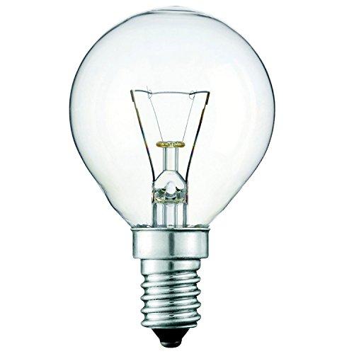 Dependable Trading LTD 40w Lampe du Four pour Une Utilisation dans Un Four Baumatic. 240v. 300 ° résistant à la Chaleur. Ses (E14) Petite Edison vis Cooker Ampoule