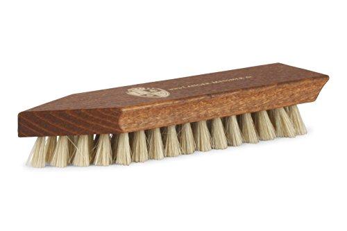 Langer & Messmer Schuhbürste zur Reinigung stark verschmutzter Schuhe - die Schmutzbürste für die professionelle Schuhpflege