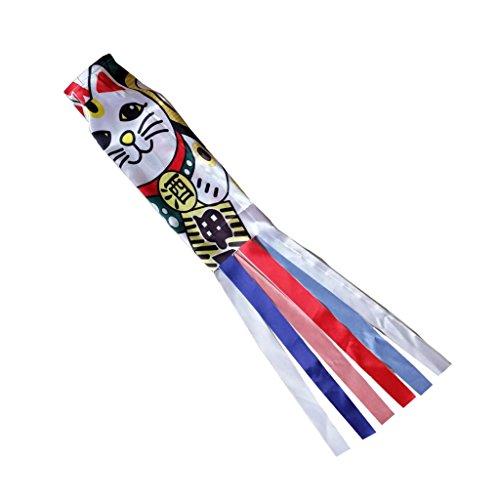 Japanische Windsack Flagge Dekoration - # 1, 140cm