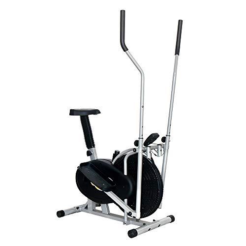 Elíptica Bicicleta Elíptica Máquina elíptica entrenador compacto Life Fitness Aparatos for hacer ejercicio for habitaciones pequeñas, apartamentos, o en cualquier Máquinas de Ejercicios para el uso en