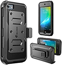 i-Blason Armorbox Case Designed for iPod Touch 7/6/5, Full Body Case with Built-in Screen..