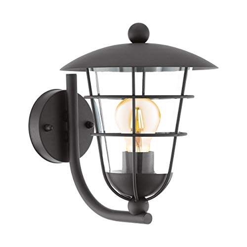 Eglo 94834 Lampe d'extérieur, argent