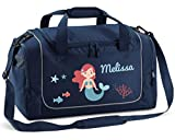 Mein Zwergenland Sporttasche mit Namen 38 L -