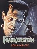 Frankenstein - Boris Karloff – Movie Wall Art Poster