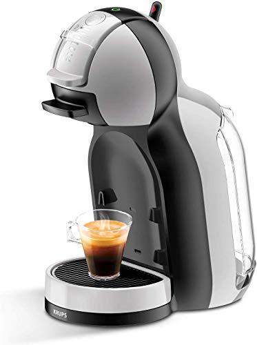 NESCAFE Dolce Gusto by KRUPS Gusto Mini Me Machine à café automatique Play and Select Gris/noir – KP123B40