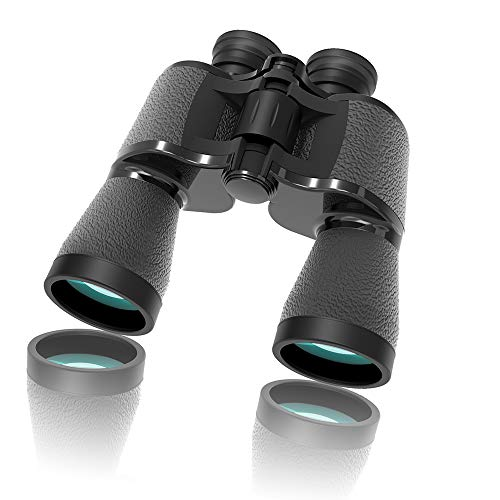 20x50 Binoculars for Adults,HD Professional Waterproof Compact Binoculars with BAK4 FMC Prism,Binoculars for Bird Watching,Stargazing and Planets,Travel,Hunting,Concerts and Outdoor Sports