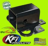 KFI Rear 2' Receiver Hitch for 2015-2019 Compatible with Honda Foreman 500 IRS/Rubicon 500 IRS