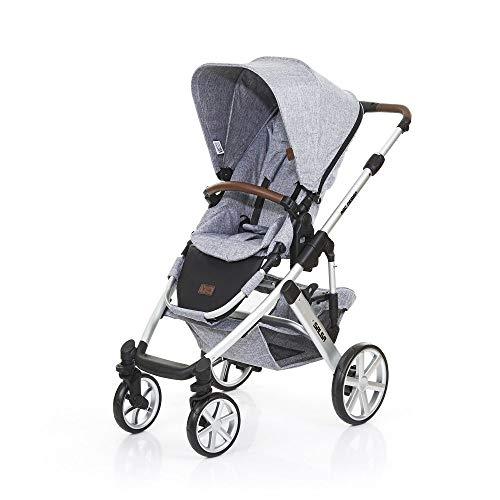 Carrinho de Bebê Travel System Salsa 4 Graphite ABC Design