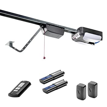 SOMMER 1052V000 Direct Drive 1.0 hp Quiet, Durable, and Strong Garage Door Opener