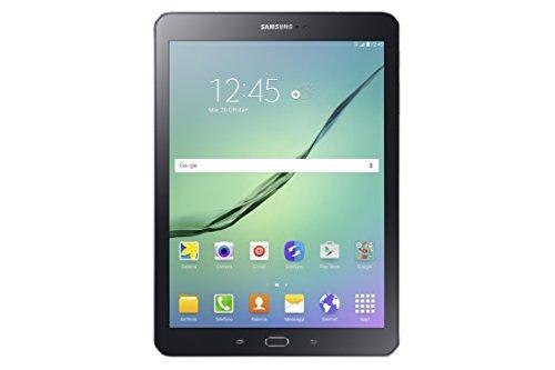 Samsung Galaxy Tab S2 Tablet da 9.7 , LTE, 32 GB, Nero