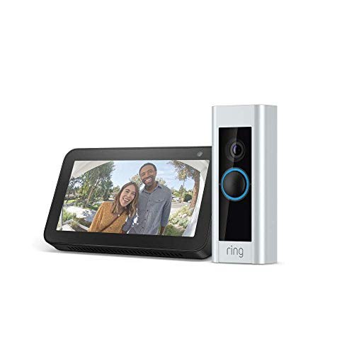 Ring Video Doorbell Pro and Amazon Echo Show 5 refurbished