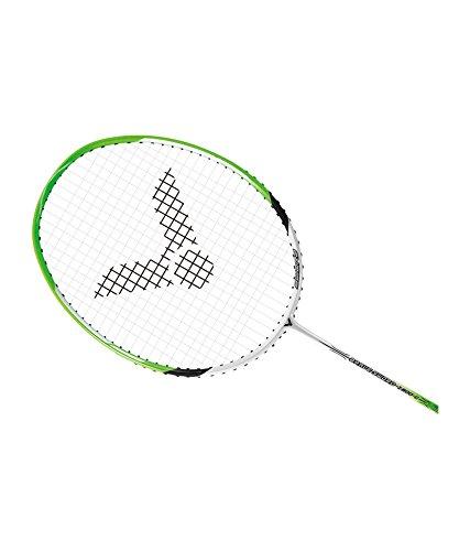 Victor Badminton Racket Brave Sword 1800 D 4U Light Weight Strung