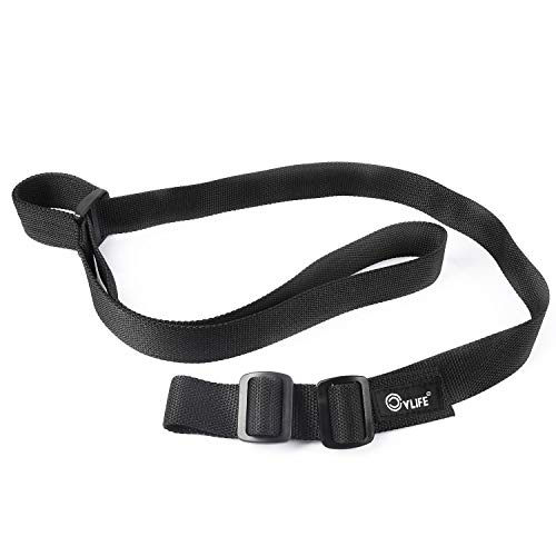 CVLIFE Rifle Sling Fast Adjustment 2 Point Gun Sling 1.25 inches Wide