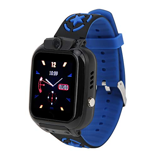 DS66 Smart Children Watchs LBS Posicionamiento Antil-Lost Phone Call Watch IP67 Impermeable Idioma Inglés