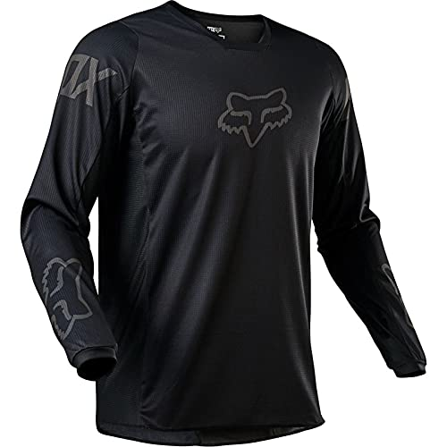 Maillot Cyclisme Homme Manches Longues Vélo Jersey VTT Vêtements Manche Courte Séchage Respirant Cyclisme Tee Shirt (07,XL)