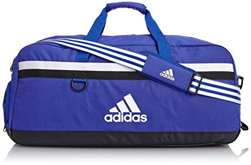 adidas Sporttasche Tiro Tasche, Bold Blue/White, 27 x 61 x 28 cm, L