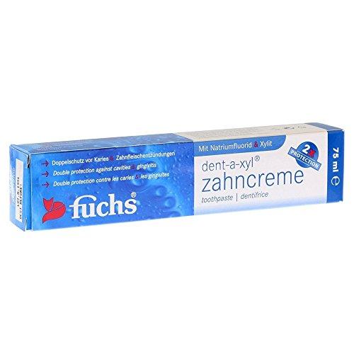 Fuchs dent-a-xyl Medizinische Zahncreme, 75ml