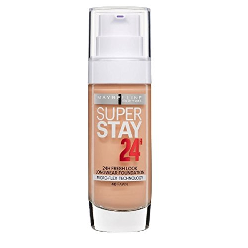 Maybelline Superstay 24 Hour Foundation 30ml - 40 Fawn