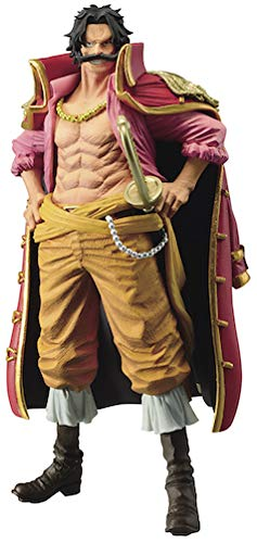 Banpresto Figura de Accion de The Gol D. Roger – One Piece – King Of Artist Multicolor BP17448