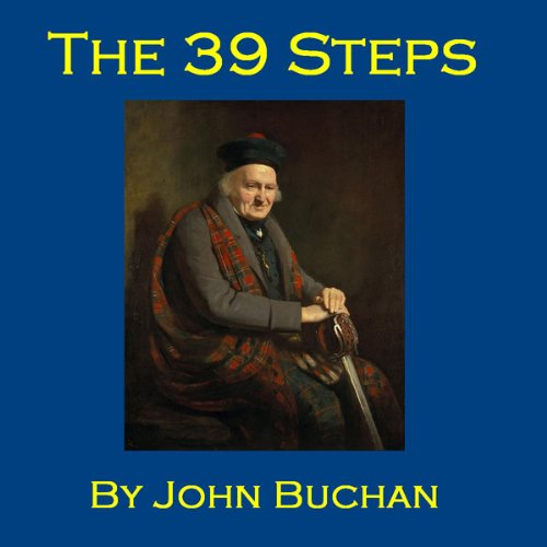 The 39 Steps audiobook cover art